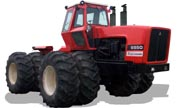 Allis Chalmers 8550 tractor photo