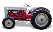 Ford Golden Jubilee NAA tractor photo