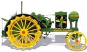 Waterloo Boy N tractor photo