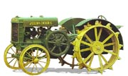 John Deere Unstyled D tractor photo