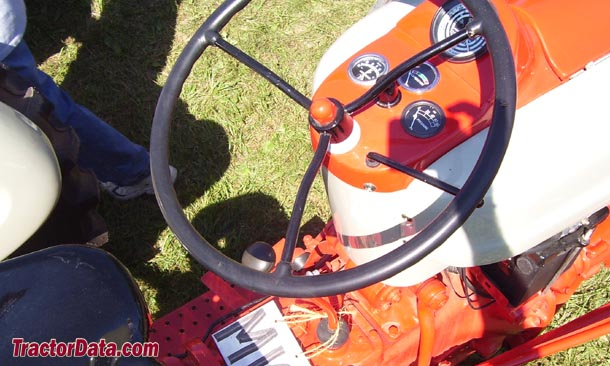 Ford Powermaster 841  transmission photo