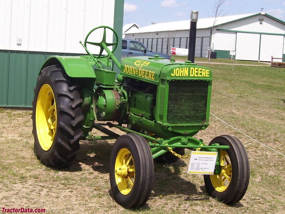 John Deere GP
