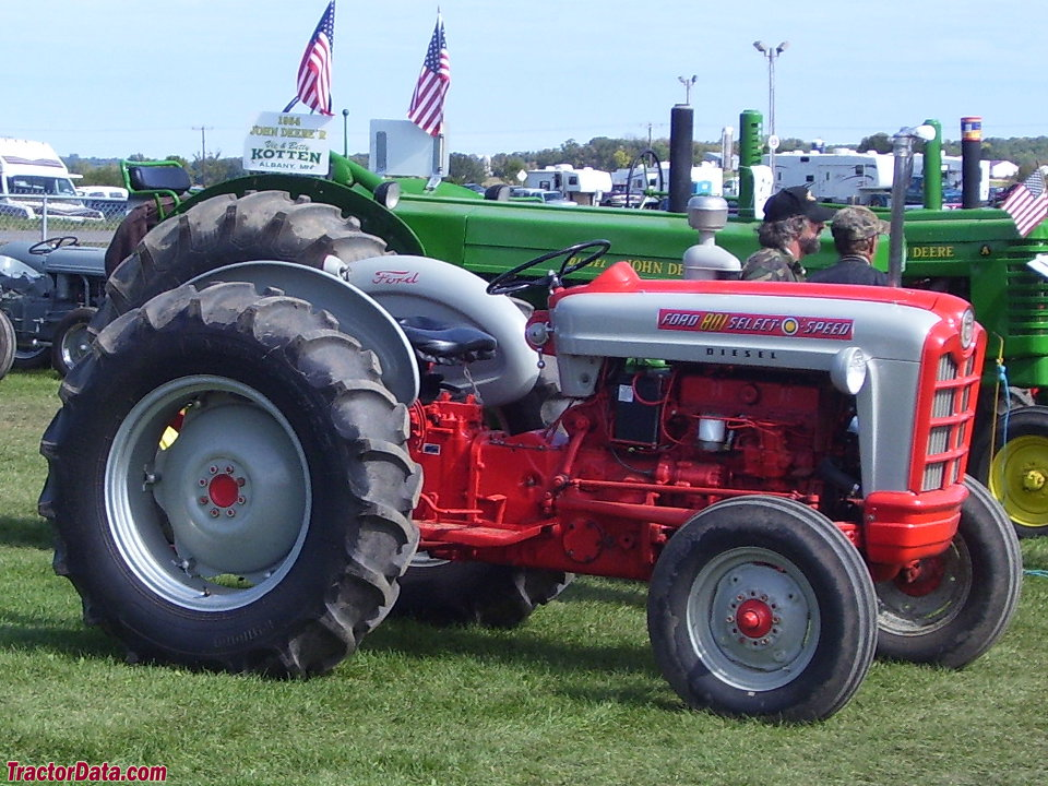 Ford 881