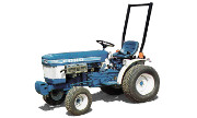 Ford 1110 tractor photo