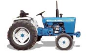 Ford 1500 tractor photo