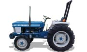 Ford 1710 tractor photo