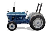 Ford 2610 tractor photo