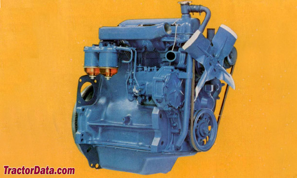 Ford 3000  engine photo
