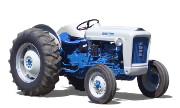 Ford 4000 tractor photo