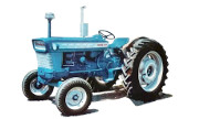 Ford 5000 tractor photo