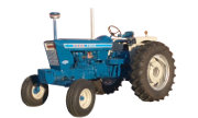 Ford 7200 tractor photo