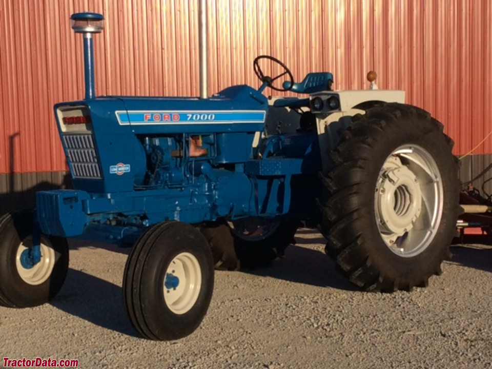 Ford 7200