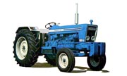 Ford 7400 tractor photo