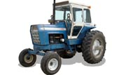 Ford 8000 tractor photo