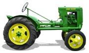 John Deere L tractor photo