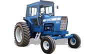 Ford 8600 tractor photo