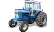 Ford 9000 tractor photo