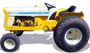 International Harvester Cub 154 Lo-Boy tractor photo