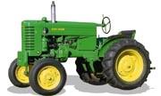John Deere M tractor photo