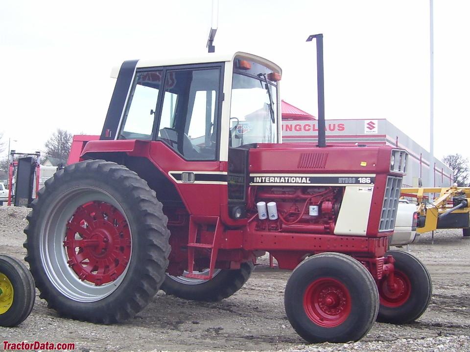 International Harvester Hydro 186