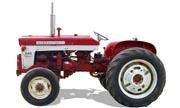 International Harvester 240 tractor photo