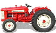 International Harvester 330 tractor photo