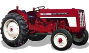 International Harvester 354 tractor photo