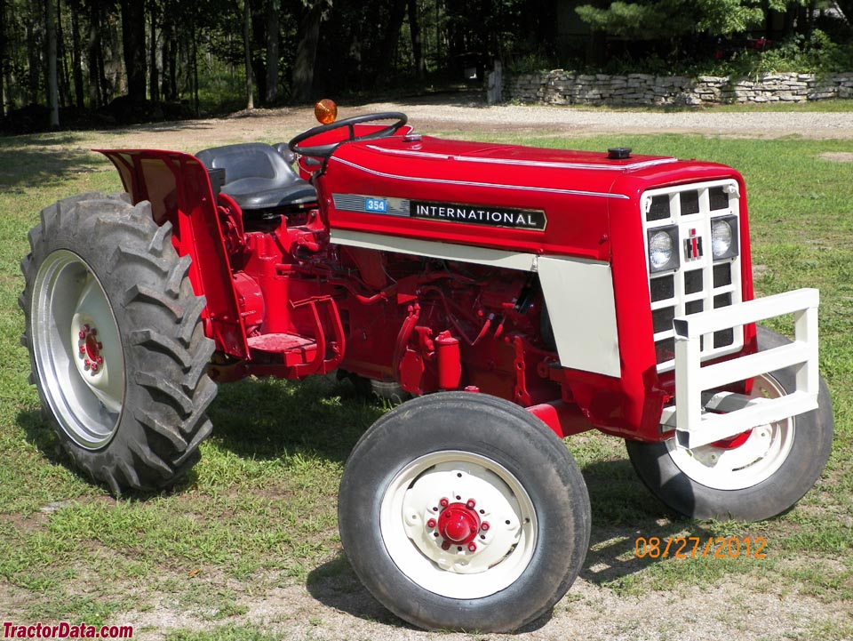 International Harvester 354
