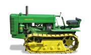 John Deere MC tractor photo