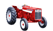 International Harvester 444 tractor photo