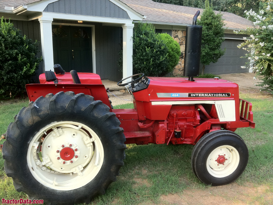 International Harvester 464