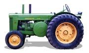 John Deere R tractor photo
