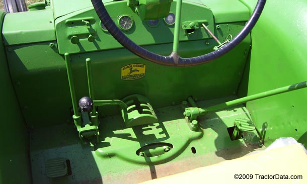 John Deere R  transmission photo