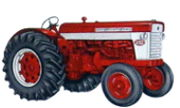 International Harvester 560 tractor photo