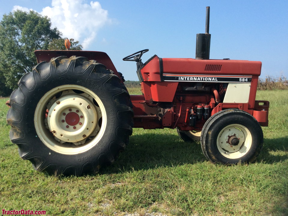 International Harvester 584