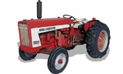 International Harvester 606 tractor photo