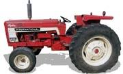 International Harvester 656 tractor photo