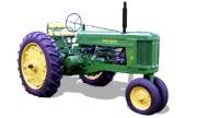 John Deere 50 tractor photo