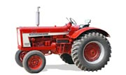 International Harvester 706 tractor photo