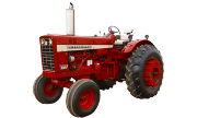 International Harvester 826 tractor photo