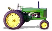 John Deere 60 tractor photo