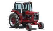 International Harvester 886 tractor photo