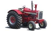 International Harvester 1206 tractor photo