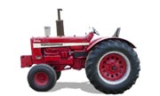 International Harvester 1256 tractor photo