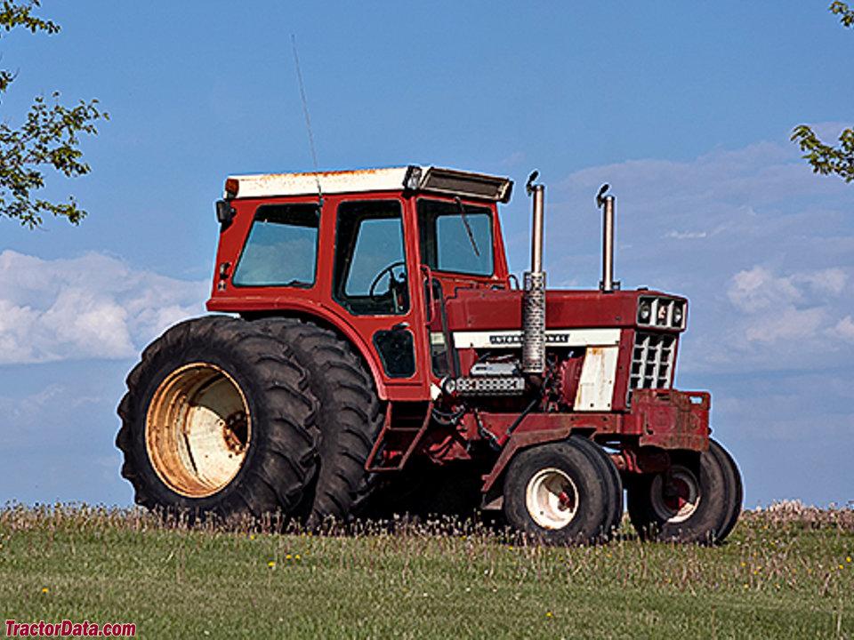 International Harvester 1468