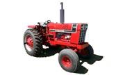 International Harvester 1566 tractor photo