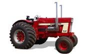 International Harvester 1568 tractor photo