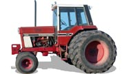 International Harvester 1586 tractor photo
