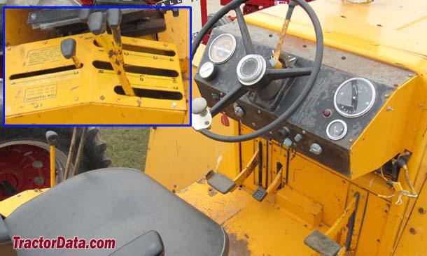International Harvester 4100 sliding gear transmission photo