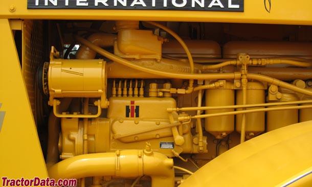 International Harvester 4300  engine photo